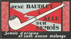 tabac semois baudlet