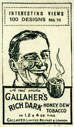tabac gallaher