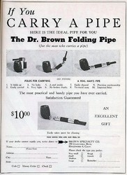dr.brown pipe