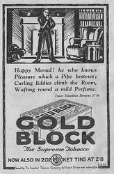 tabac gold block