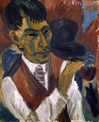 ernst ludwig kirchner pipe