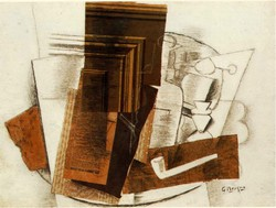 Georges Braque pipe