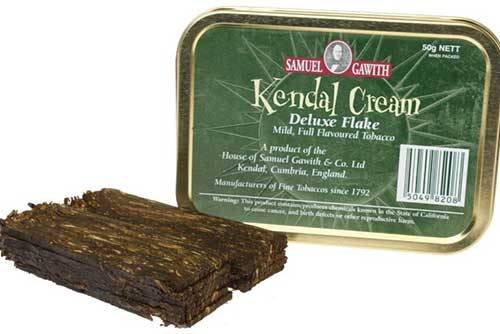 Samuel Gawith Kendal Cream Deluxe Flake (KC Flake)