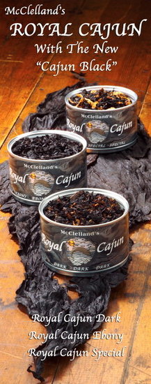 McClelland Royal Cajun Ebony