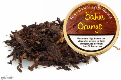 HU-Tobacco Bahia Orange