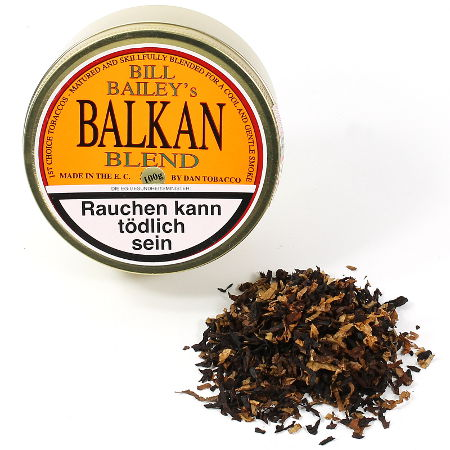 Dan Tobacco, Bill Bailey's Balkan Blend