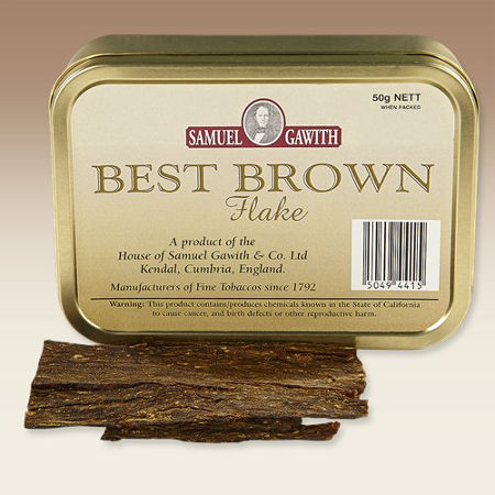 Samuel Gawith, Best Brown Flake