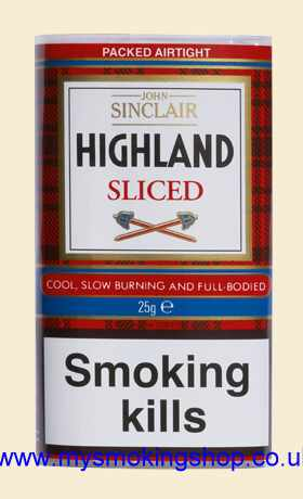 John Sinclair Highland Sliced