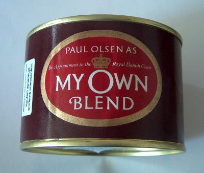 Paul Olsen My Own Blend 7000