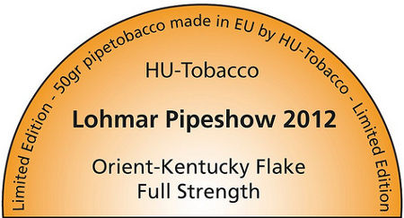 HU-Tobacco Orient-Kentucky Flake (Flanagan)