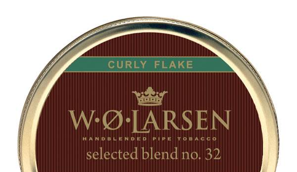 Larsen n°32 curly flake