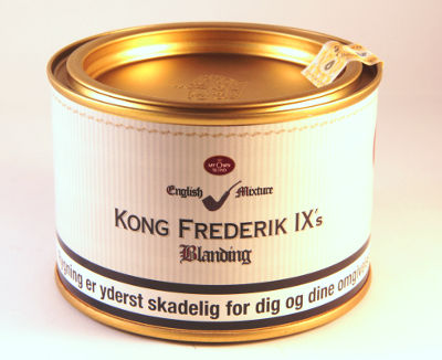 Kong Frederik English mixture